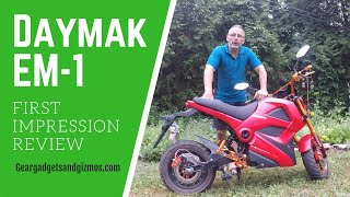 Daymak EM2 TOP SPEED RUN - VideoRuclip