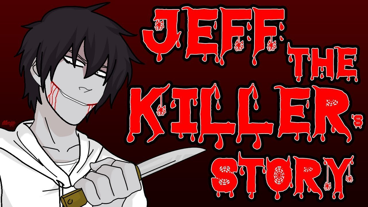 Speed Drawing Wallpaper Jeff The Killer Halloween Special