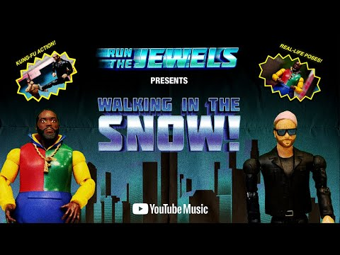Смотреть клип Run The Jewels - Walking In The Snow