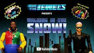 Смотреть клип Run The Jewels - Walking In The Snow