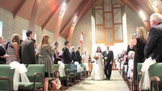 Trevor & Andrea Married! A Burlington Convention Centre Wedding!