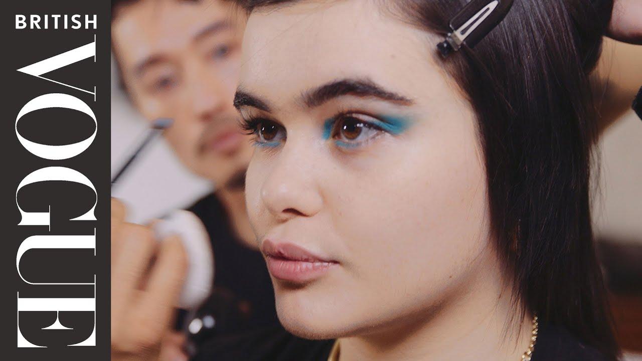 Barbie Ferreira Gets Ready For The Givenchy Show | British Vogue