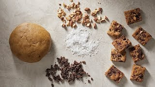 One dough can deliver cookies to match everyone's tastes