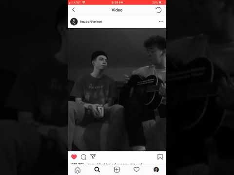 Jack Avery & Zach Herron - In-N-Out Song