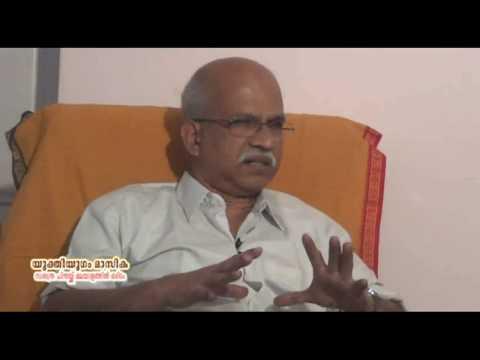 R.S.S & Hindutva:T.R Somasekharan with  Ravichandran C (Malayalam)