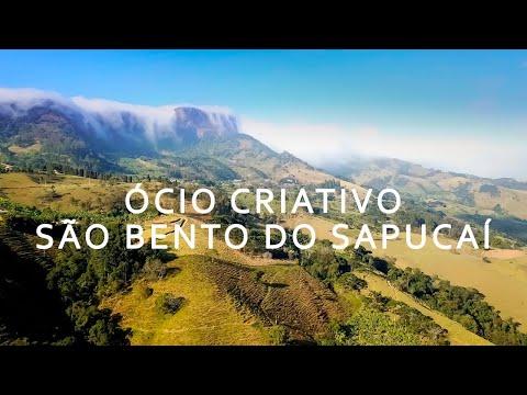 São Bento Do Sapucaí - (Drone) Pedra Do Baú