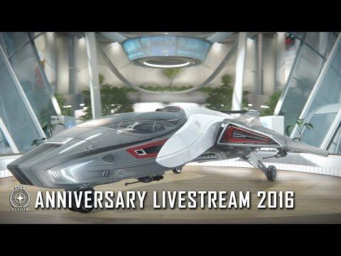 Star Citizen: 4th Anniversary Livestream