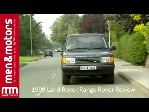 1999 Land Rover Range Rover Review