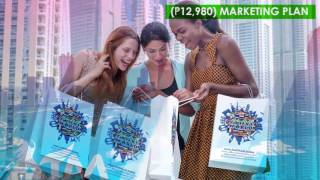 Official 2017 MARKETING PLAN ENGLISH from AIM GLOBAL