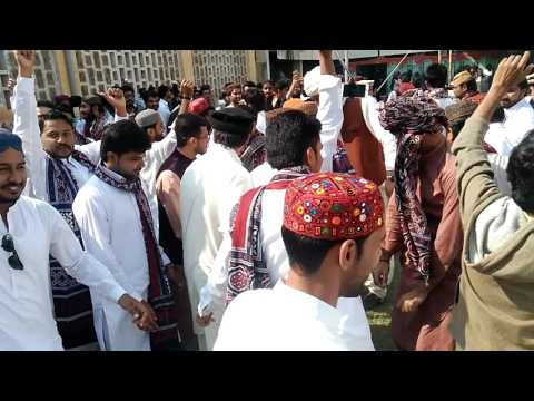Cultural day Celebration at iict university of Sindh