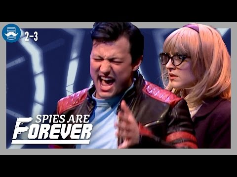 One More Shot!! | SPIES ARE FOREVER Act 2 Part 3