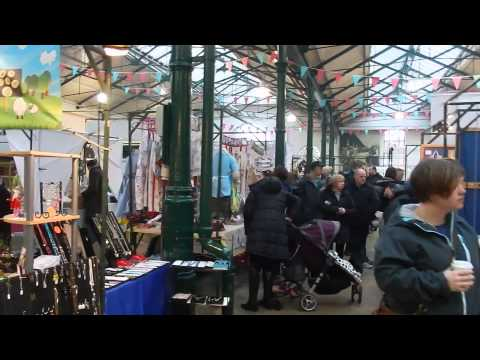 St George's Market, Belfast, Northern Ireland