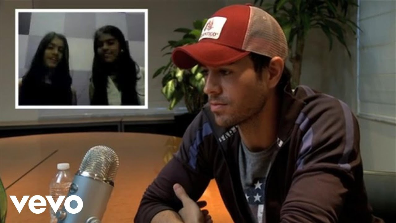 Download Enrique Iglesias - ASK:REPLY (Namrata & Nisha)