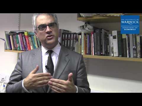 Nicholas Christakis at the Warwick Department of Economics