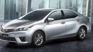 All New Corolla Altis 2014 - Toyota Indonesia