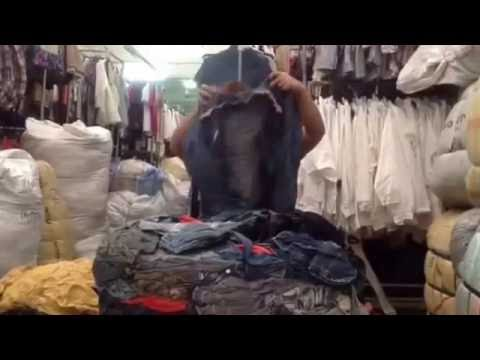 รีวิวกระสอบ เสื้อผ้ามือสอง W37 แจ็คเก็ตยีนส์เกาหลี น่ารัก กุ๊งกิ๊ง ฟรุ้งฟริ๊ง