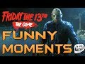 Friday the 13th Funny Moments and Glitches