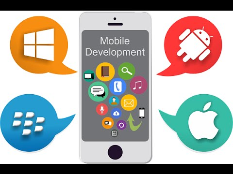 Mobile App Developers -  End to End App Development On Mobile Platform