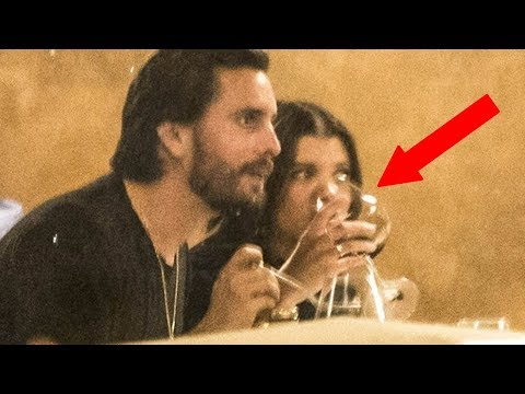 Scott Disick Makes Underage Sofia Richie's Dad Lionel ANGRY for Letting His Daughter Drink