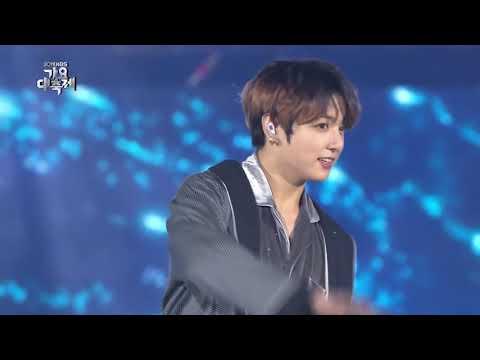 BTS (방탄소년단) - Mikrokosmos (소우주) [2019 KBS Song Festival / 2019.12.27]