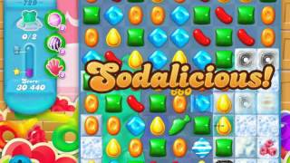 Candy Crush Soda Saga Livello 729 Level 729