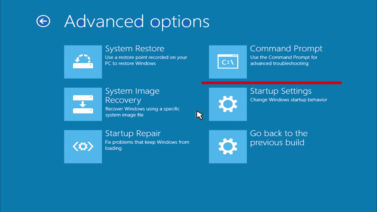 TROUBLESHOOT BLUE SCREEN ERRORS (0xc000000F) FROM COMMAND PROMPT| WINDOWS 10