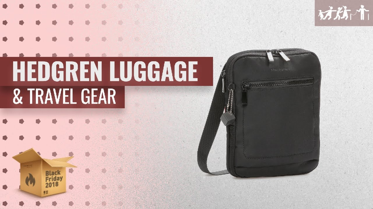 2018 Travel Gear Save Big On Hedgren Luggage Travel Gear Early Black Friday Deals