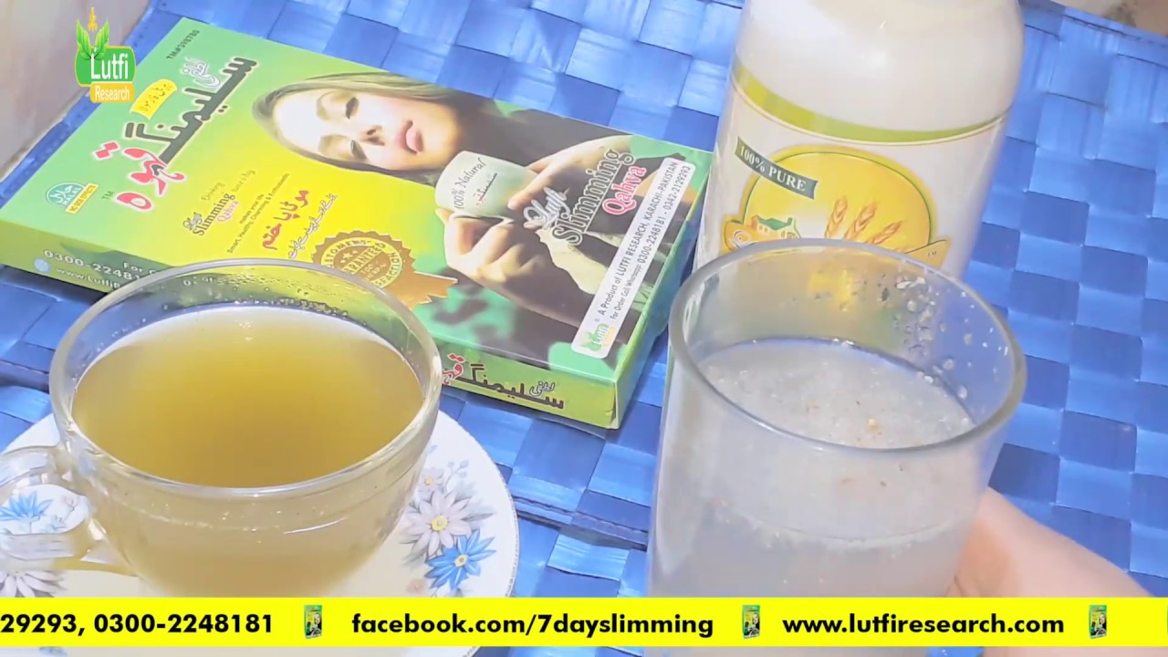 lutfi slimming tea)