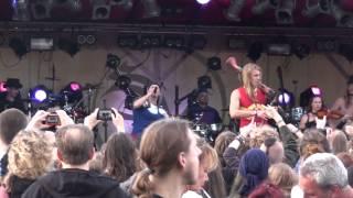 Feuerschwanz - Wir lieben Dudelsack (31.08.2013) (Live in HD Qualität)
