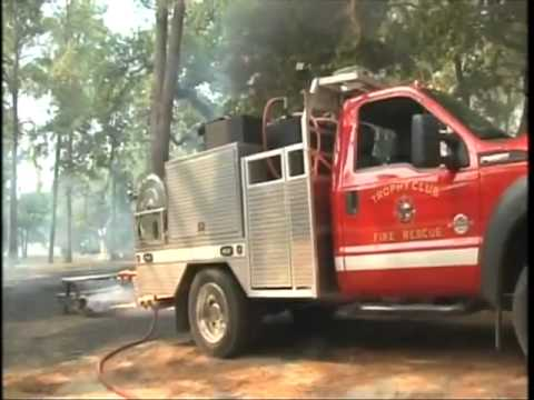 Inside The Bastrop County Fire