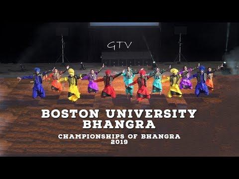 Boston University Bhangra – Championships of Bhangra 2019