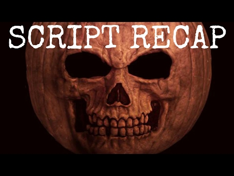 Halloween Returns SCRIPT Recap Review