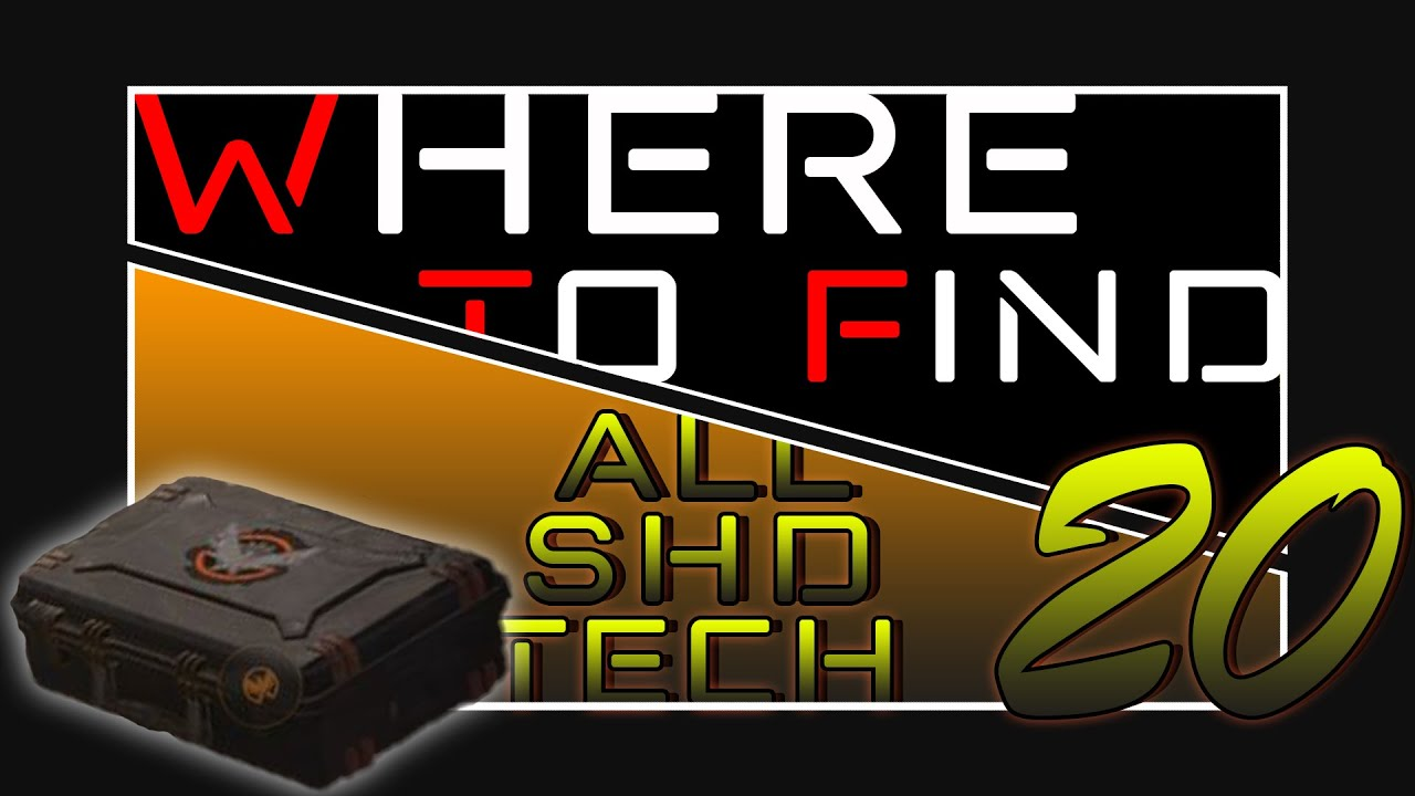 Where To Find *ALL* 20 SHD Caches | Warlords of New York | The Division 2 | PurePrime