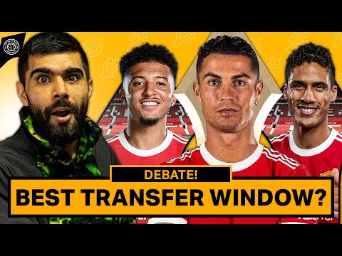 Was This Manchester United's Best Transfer Window EVER? | Man United Debate