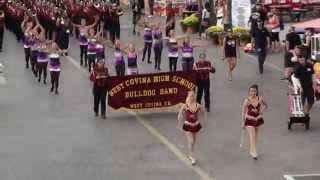 West Covina HS - Salute to America