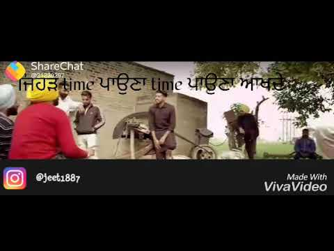 """JAAN MANGDE DUJE PASSE YARRIAN "" Whatsapp Status Song"