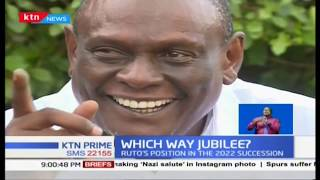 Which way for the ruling Jubilee party?