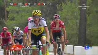 Vuelta a España 2016 - Etapa 20 - (Benidorm - Alto de Aitana)