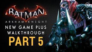 Batman: Arkham Knight Walkthrough - Part 5 - Chasing The Wrong Man