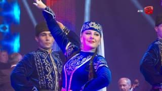 АГЪЫР АВА ВЕ ХАЙТАРМА/ ТАНЦЕВАЛЬНАЯ ГРУППА КРЫМСКОТАТАРСКОГО ТЕАТРА / Crimean Tatar TV Show(AĞIR AVA VE HAYTARMA / QIRIMTATAR TEATRİNİÑ OYUNCILARI., 2016-07-04T09:12:21.000Z)