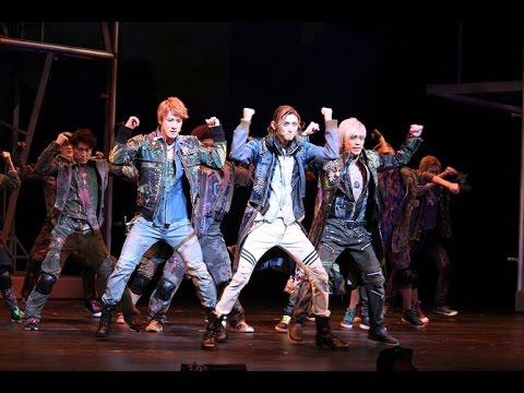 『ロミオ&ジュリエット』プレスコール!古川雄大ら「世界の王」ほか2曲を熱唱