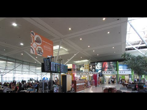 Brisbane International Airport Australia