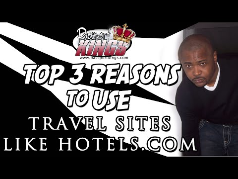 Tips and Tricks to get deals on Hotels. Cheap / lowest prices. Use Hotels.com - Passport Kings