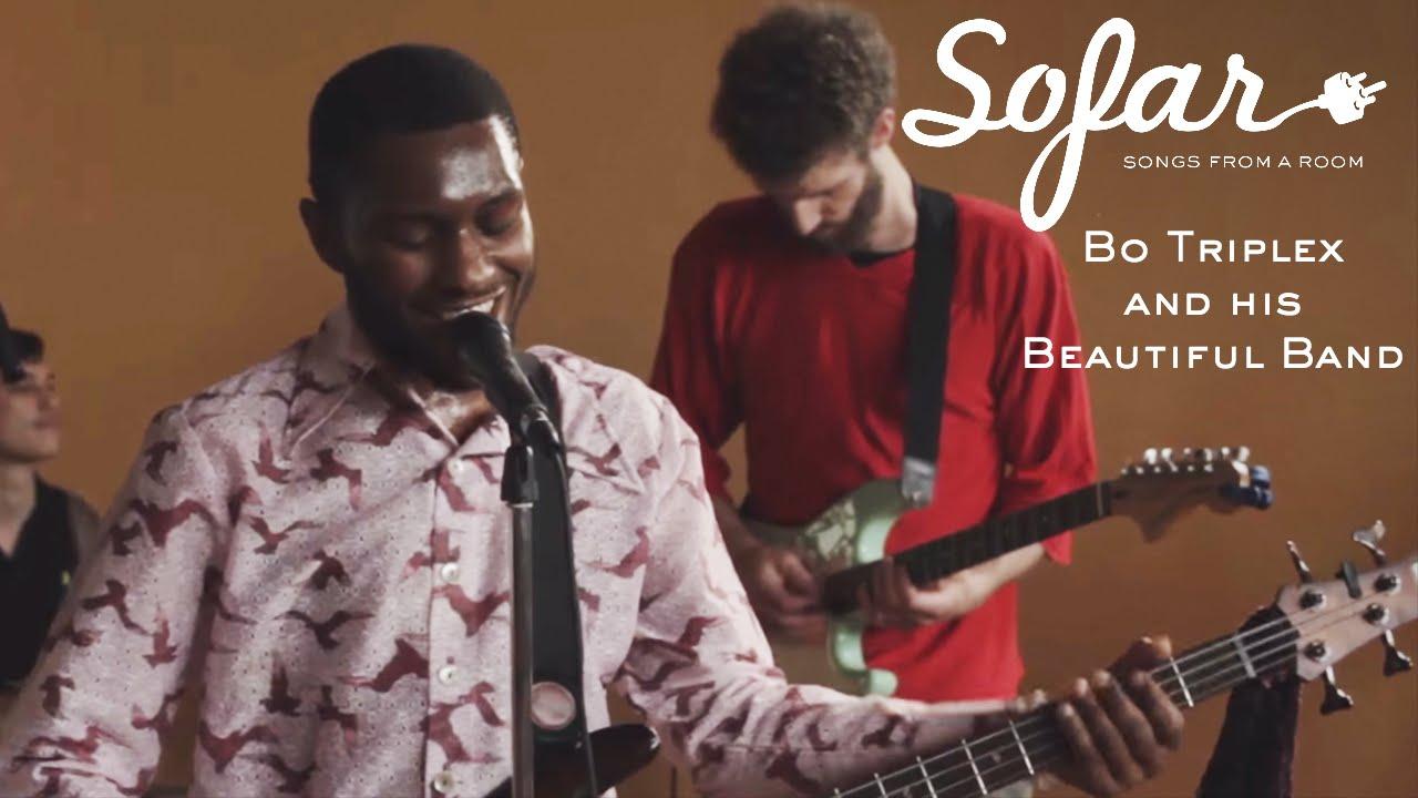 Bo Triplex and his Beautiful Band - Thump-Tastic | Sofar Milwaukee ...