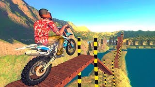 Mini Ramp Bike Stunt & Bike Racing Games Android Gameplay