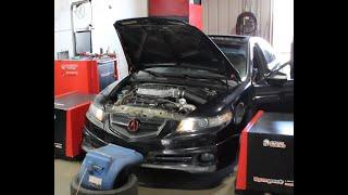 Acura TL 2008 Type S Turbo