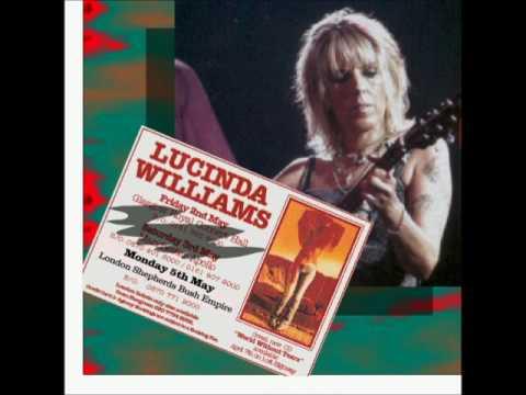 LUCINDA WILLIAMS   SHEPHERDS BUSH EMPIRE, LONDON  MAY 5th 2003