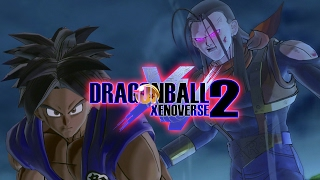 Dragon Ball: XV2 - Raid Quest - The Ultimate Android Evolved!