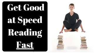 How Long Does It Take to Get Good at Speed Reading