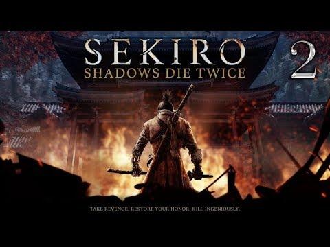 Sekiro Day 2! (Sekiro: Shadows Die Twice Part 2)